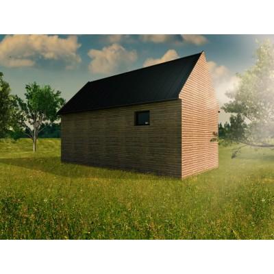 Modulárny dom - studio