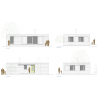Modulový dom 4-izbový