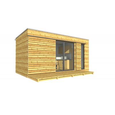 Modulárny dom 1-izba