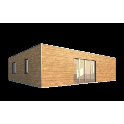 Modulárny dom, 3-izbový
