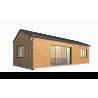 Modulárny dom, 2-izbový