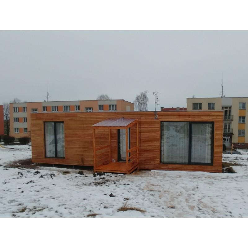 Modulový dom 2-izbový